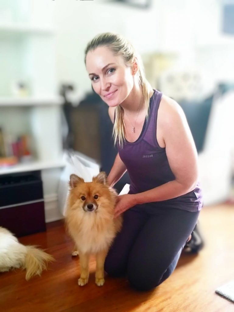 dog trainer sydney home visit